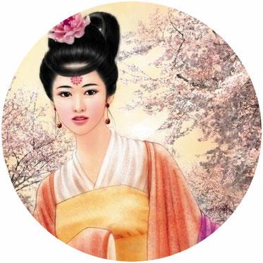 histoire du massage facial japonais, rajeunir, libérer tensions musculaires, visage, cou, rides, éclat, purifier, peau