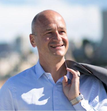 Damir Bogdan, Founder Actvide AG, Switzerland