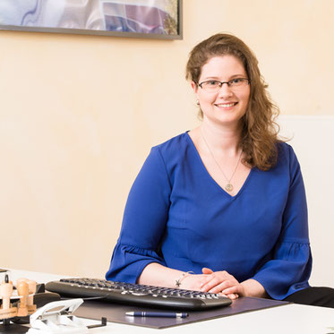 Anne Marie Schmitz - Rechtsanwaltsfachangestelle in der Anwaltskanzlei Götsch in Moers