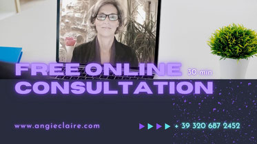 30 mins online free consultations on every aspect of life, with practical tips and self-management strategies with immediate benefits