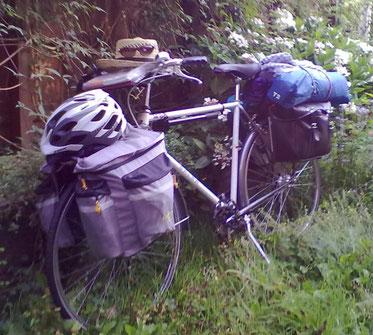 L'ancien vélo