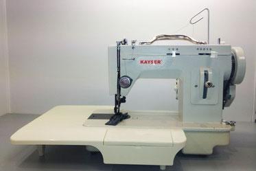 Nähmaschine KAYSER® (semi-industrie Nähmaschine)