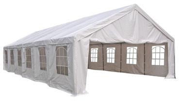 Zelte bis zu einer Größe von 50 Metern