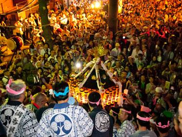 出世の石段祭ⓒ愛宕神社