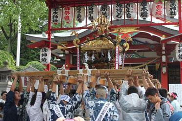 居木神社御祭礼ⓒ居木神社