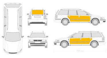 Fahrzeugbeschriftung SilverStone