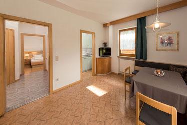 Appartamento soggiorno - Garni Hotel Clara B&B Riscone / Plan de Corones / Cron4