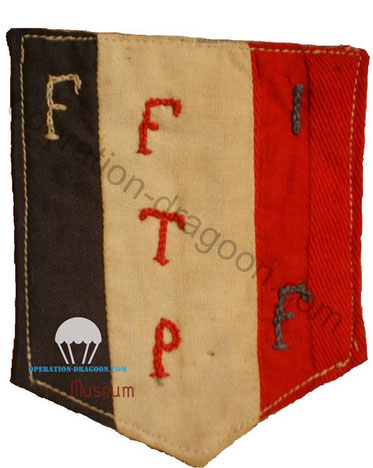 Insigne de poche de poitrine de Louis GAL.