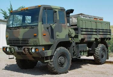 FMTV-Fahrzeuge der US-Armee (US-Steyr)