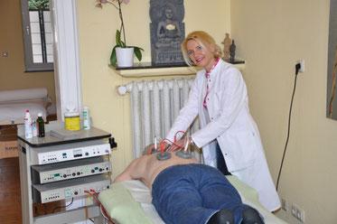Reizstromtherapie