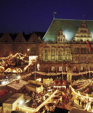 bremen-christmas-market-germany