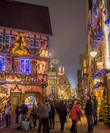 colmar france - Best European Cities For Christmas