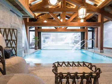 Alpine Lodge Contamines