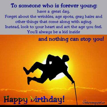 Geburtstagswünsche zum 19 geburtstag