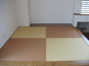 琉球畳 カラー