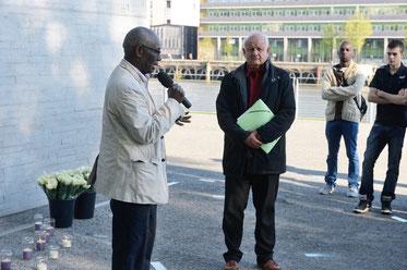 Intervention de Boris Boubacar Diop