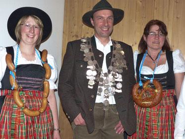 Birgit Waldmann, Markus Demmler, Anita Vosta