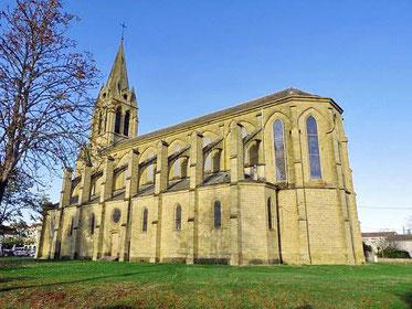 Plaisance patrimoine historique église