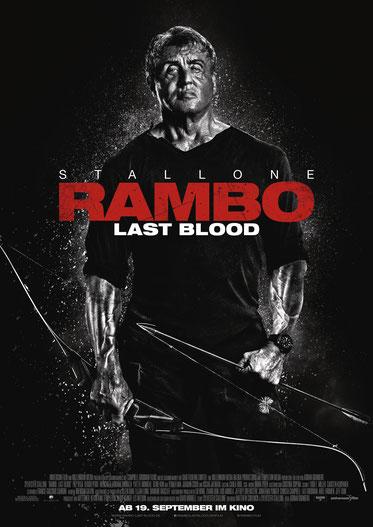 Rambo 5: Last Blood Hautplakat