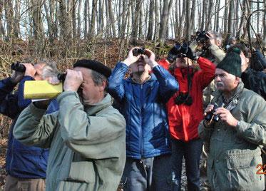Gemeinsam Natur beobachten und schützen - Foto: G. Scholl
