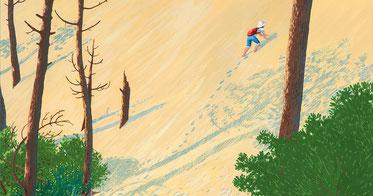 Le Mystère de la Grande Dune © Max Ducos