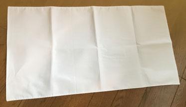 不思議な布 タオル