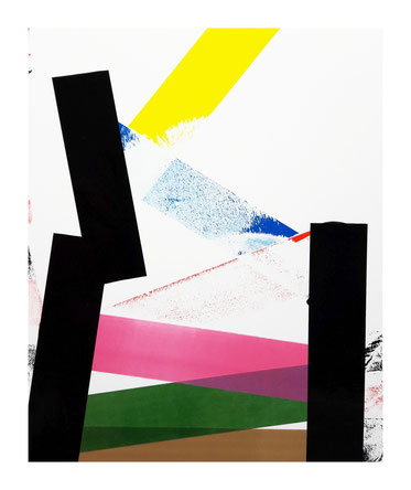 Rythme #24, dim. 40 cm x 32,70 cm, 2019