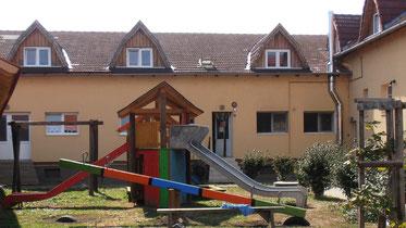 Haus I - Innenhof
