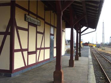 Bahnhof Nord Bad Nauheim