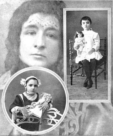 Энрикета Марти, Ангелита и Тересита
