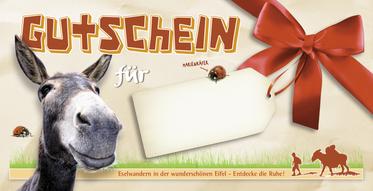 flyer-grafikwerstatt-thielen-schleife-esel-marienkaefer