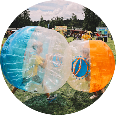 Bubble Soccer in Port Moody