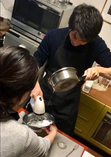 イタリアンメレンゲ作り方