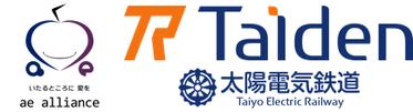 太陽電気鉄道ロゴ