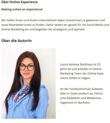 Gastblogbeitrag Online Marketing Trends 2021