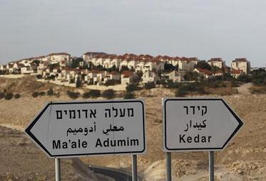 Israelsk bosættelser på Vestbredden