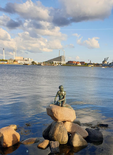 Den Lille Havfrue – die Kleine Meerjungfrau