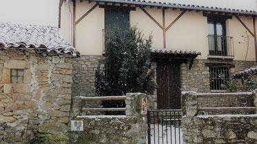 Casa Rural con Jacuzzi en Gil Garcia Avila Comarca de El Aravalle Sierra de Gredos