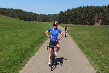 Wirtschaftsweg zwischen Donnstetten und Westerheim
