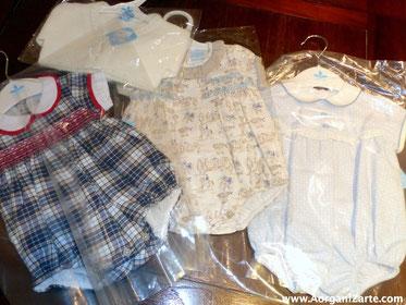 Organiza los regalos de bebe y deshazte de lo que no te valga. Cámbialo o donalo - www,AorganiZarte.com
