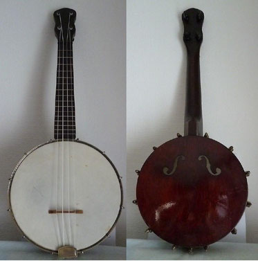 Unknown Banjo Ukulele