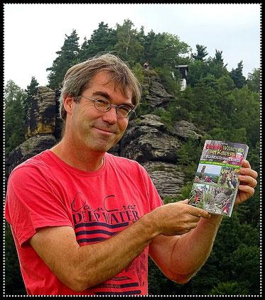 Das neue Wanderbuch Erlebniswandern mit Kindern - Elbsandsteingebirge... gibt es zu kaufen direkt beim Autor im Shop von kaj-kinzel.de