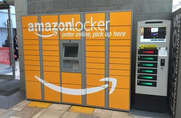 Amazon's parcel lockers will be seen in Europe soon  -  courtesy Amazon
