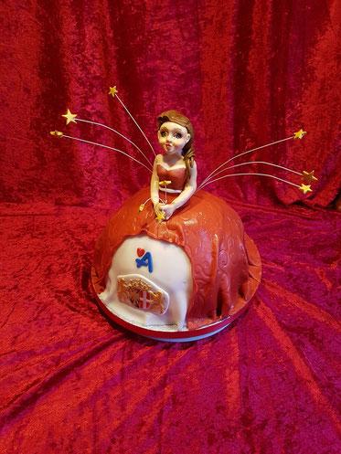 Barbie-Torte Zitronentorte Neuss Augustinus-Gruppe