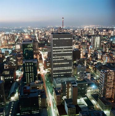 Johannesburg Foto: (C) www.dein-suedafrika.de