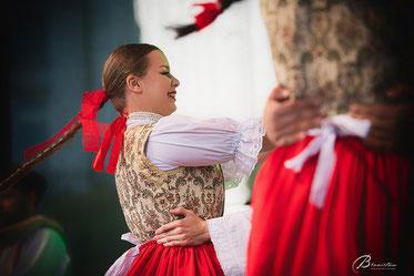 Folklore ensemble BYSTRINA - Slovaquie 2017
