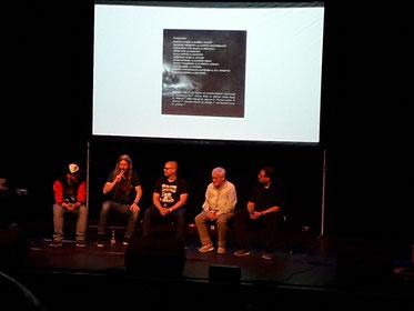 Stefan Lindner und Team präsentieren den Hexer von Salem auf der HÖRMICH