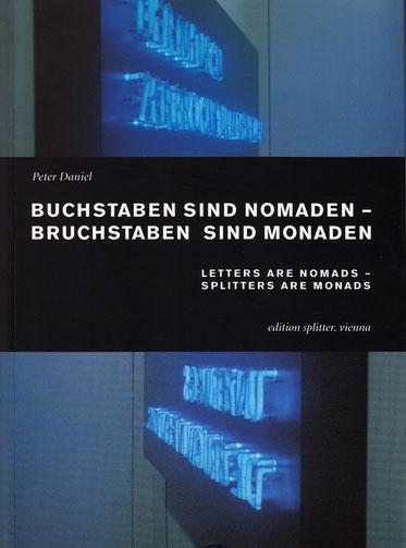 Buchstaben sind Nomaden Peter Daniel
