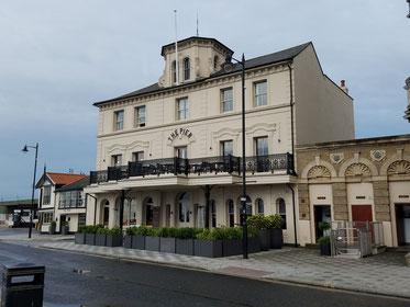 """Restaurant """"The Pier"""" in der Altstadt von Harwich"""