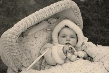 Ulla, Baby, unschuldig